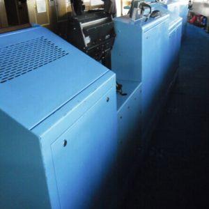 Bridge console fabrication