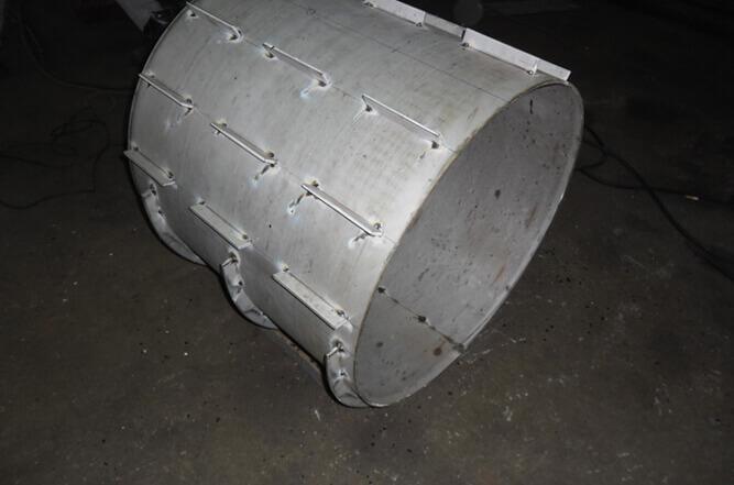 IGG burner cone